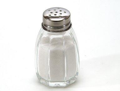 Sal em excesso é responsável por diversas patologias
