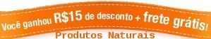 Comprar Produtos Naturais Brasil. R$ 15 de Desconto + Frete Grátis